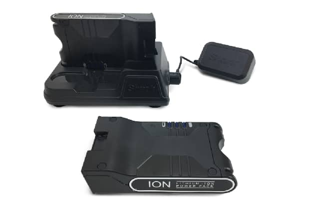 Ion Power Pack 2x Double Charging System Pp2xdcs