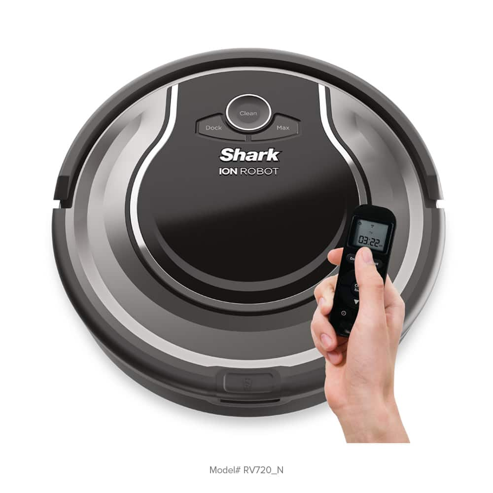 Shark ION™ Robot Vacuum R72 | Automatic Vacuum Cleaners for Sale