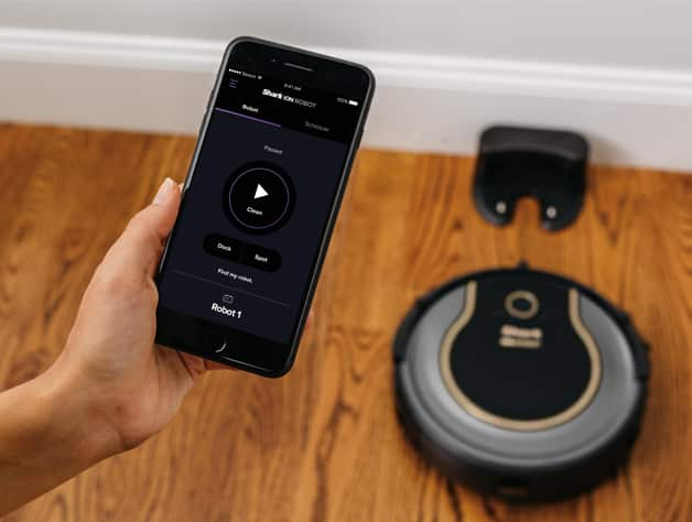 Shark ION ROBOT® 750 Vacuum with Wi-Fi Connectivity + Voice Control