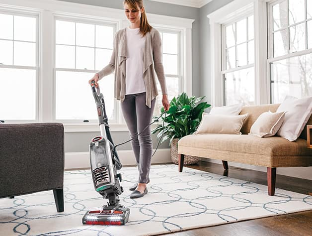 Shark® DuoClean® Powered Lift-Away Speed™ Upright Vacuum