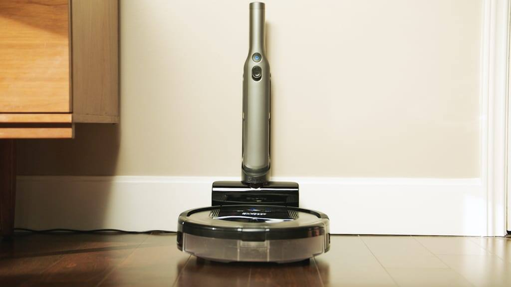 Shark Ion Robot Vacuum Cleaning System S87 With Wi Fi